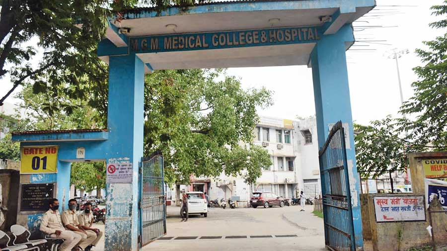The MGM Medical College and Hospital in Jamshedpur on Wednesday