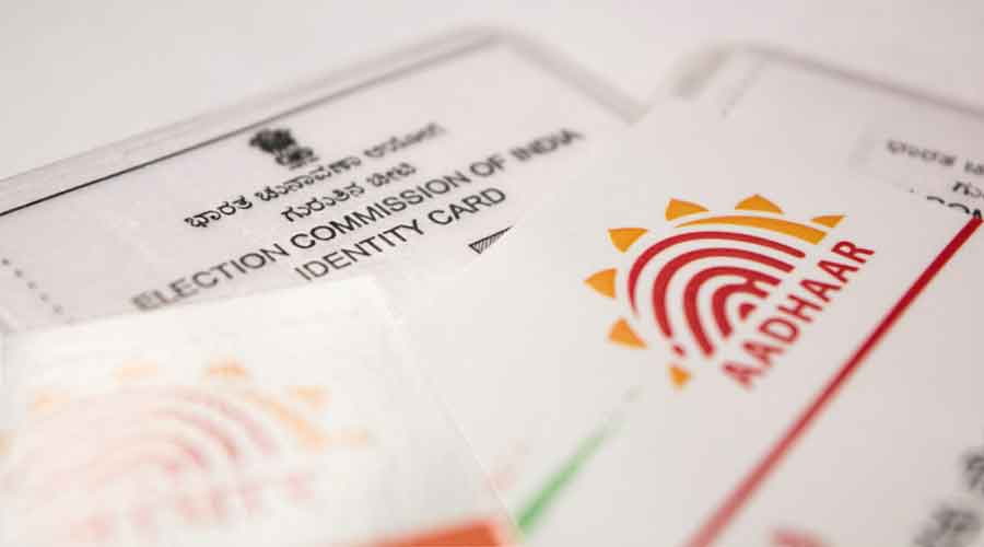 Mahant Ram Kumar Das had all the details required for an Aadhaar card but faltered on the biometric details of the Lord. That he shares the name of the Lord also did not help.