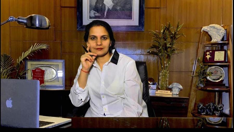 ELEMENTARY: Neetu Deswal of Aider Detective Agency