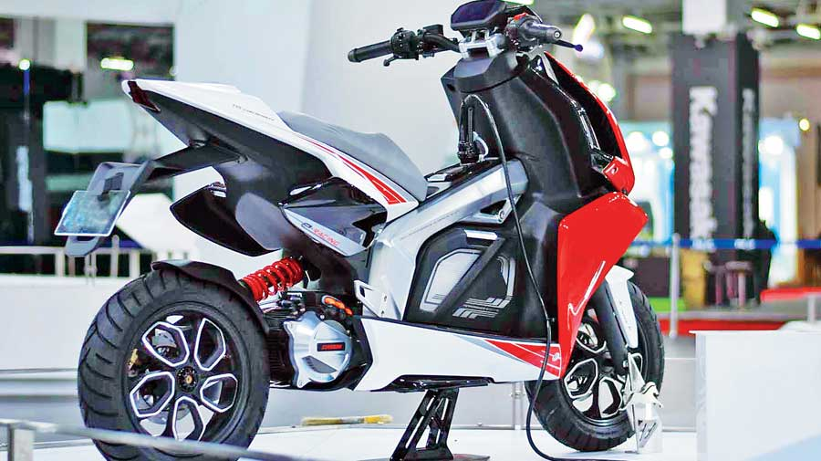 The department also capped incentives for electric two-wheelers at 40 per cent of the cost of vehicles, up from 20 per cent earlier.