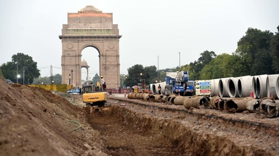 A part of the National Archives of India is going to be demolished under the Central Vista project.