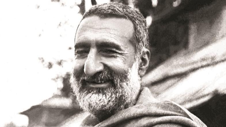 Abdul Ghaffar Khan.