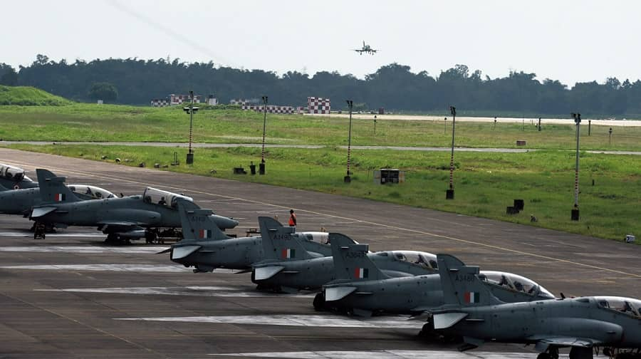 Also in Tibet, Ngari Gunsa airbase is getting 12 hardened aircraft shelters and this, says Detresfa in The Warzone, suggests more fighter aircraft could be basedthere at some point.