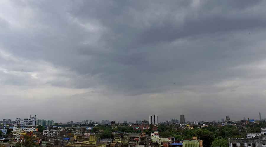 A cyclonic circulation over Bangladesh, which had led to heavy rain on Thursday night, has intensified and inched slightly closer to the city, said a Met official.