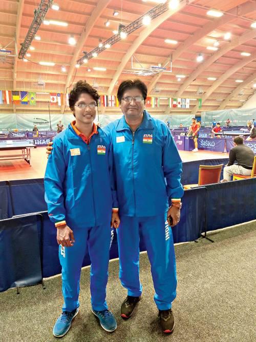 El padre de Jeet y el entrenador superestrella Taban Chandra fue su inspiración