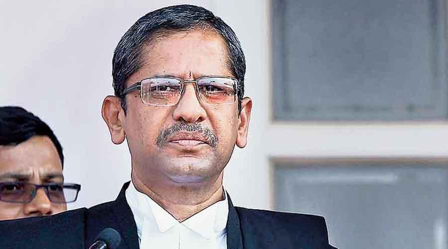 Chief Justice of India N V Ramana
