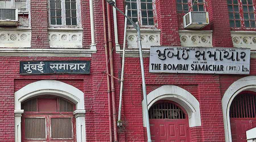 Mumbai Samachar, India'S Oldest Newspaper At 200 Years, Going Strong Thanks  To Loyal Readers - Telegraph India