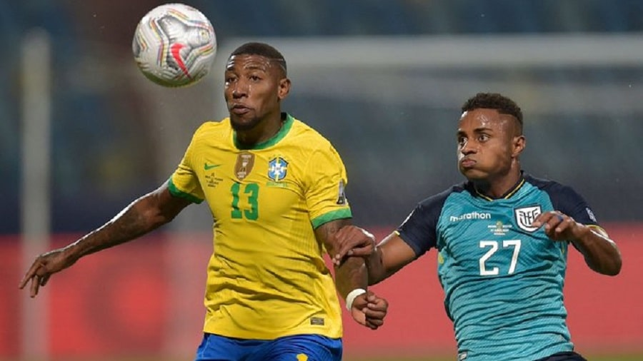 Brazil's next challenge will be either against Uruguay or Chile, the two teams which can finish fourth in Group A.