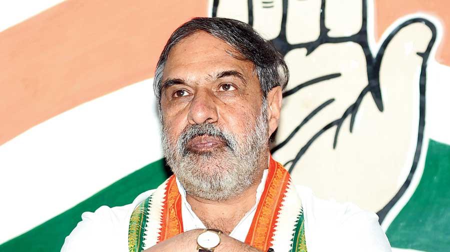 Anand Sharma.