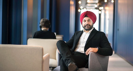 Amarjit Batra, managing director of Spotify India
