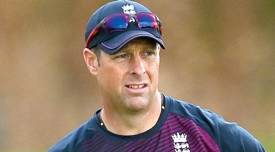 Former England opening batsman Marcus Trescothick.