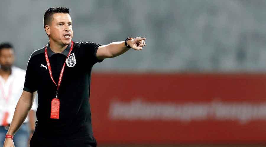 Sergio Lobera.