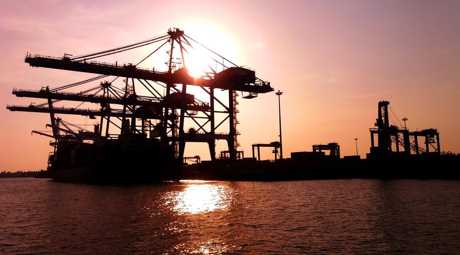 Gangavaram Port Ltd (GPL) is in Andhra Pradesh next to Vizag Port.