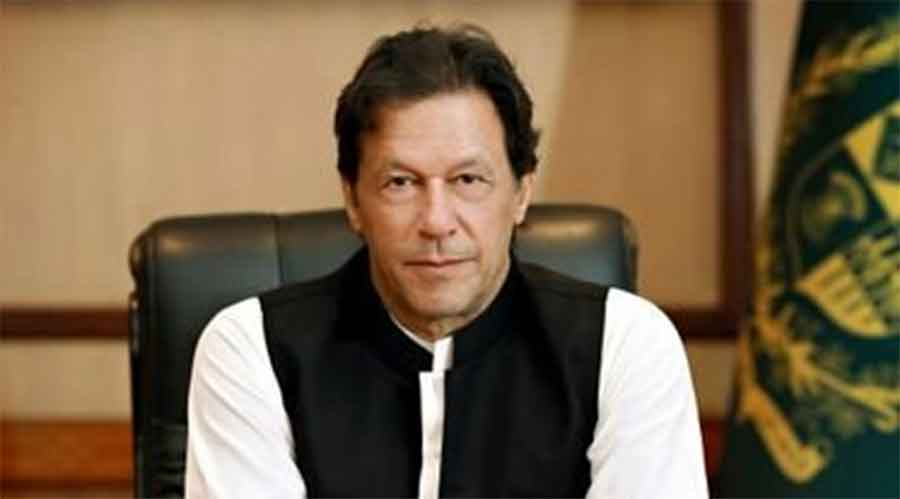 Covid: Pak PM stands with India