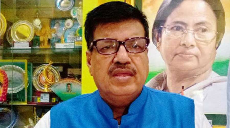 The meeting, which was held in support of Trinamul, was attended by north Bengal  development minister Rabindranath Ghosh.