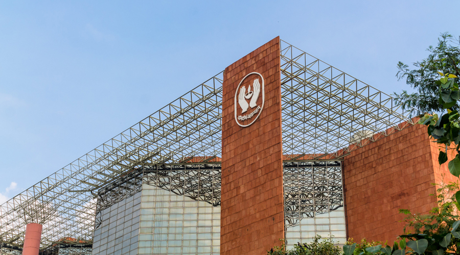 Starting with an initial capital of Rs 5 crore in 1956, LIC has an asset base of Rs 32 lakh crore.