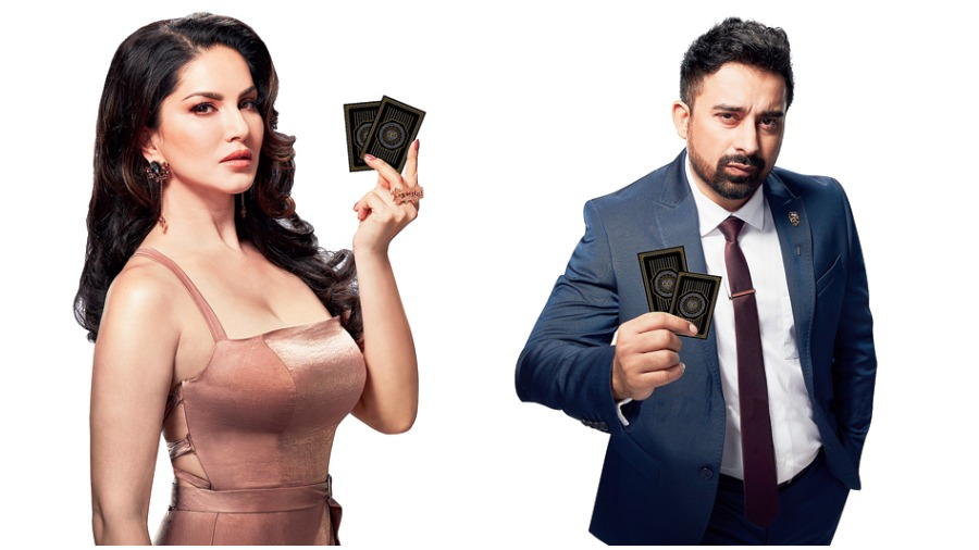 Sunny Leone and Rannvijay Singha are back as hosts on MTV's dating reality show Splitsvilla