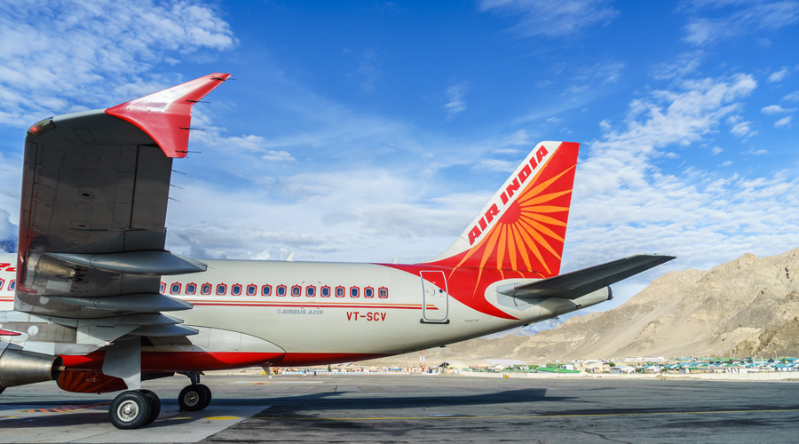 The government is selling its entire 100 per cent stake in Air India that has been in losses ever since its merger with domestic operator Indian Airlines in 2007.