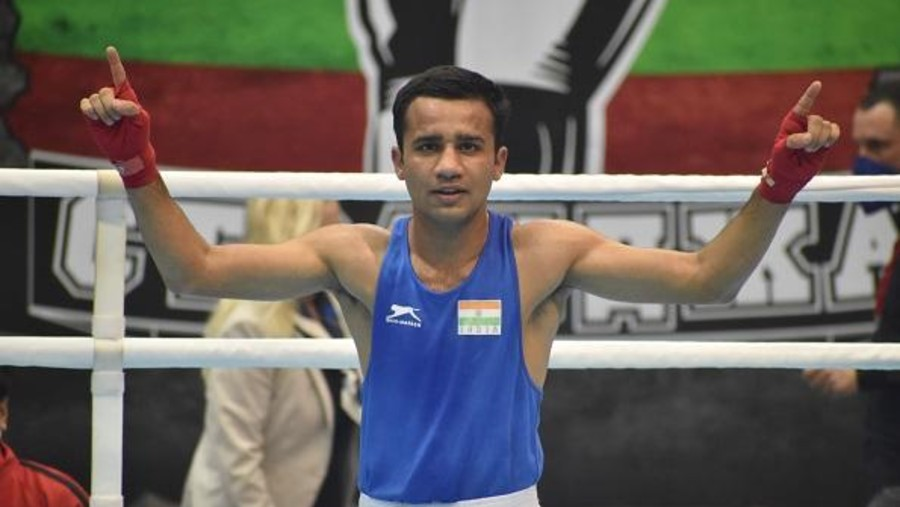 Boxer Deepak Kumar