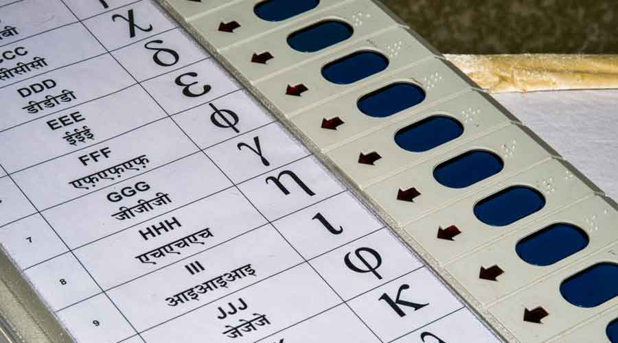 Unlike in the past, the civic body elections are being held on a non-partisan basis this time