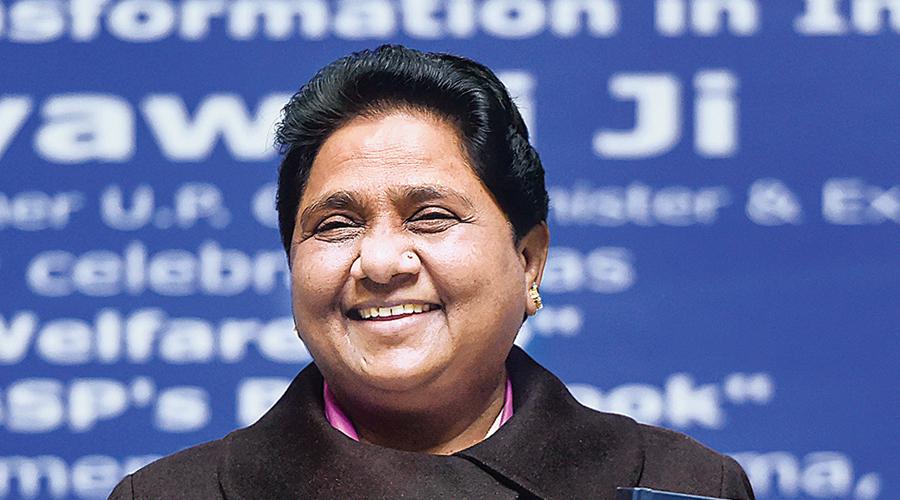 Mayawati.