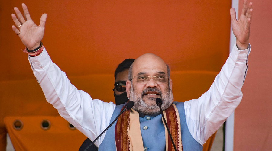 Shah predicts massive win