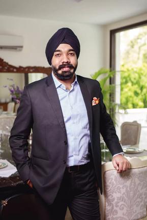 Amanpreet Singh Bajaj, general manager, Airbnb India, Southeast Asia, Hong Kong and Taiwan