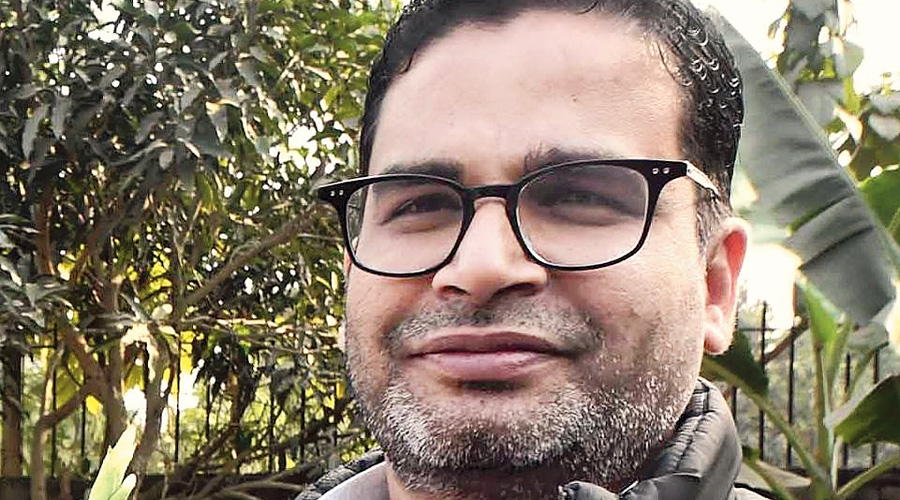 Prashant Kishor.