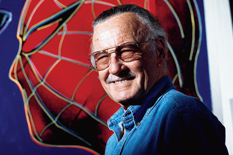 Graphic India had worked with the late Stan Lee on Chakra the Invincible