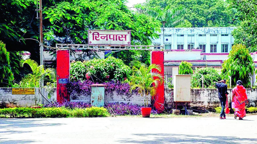 Ranchi Institute of Neuro Psychiatry and Allied Sciences.