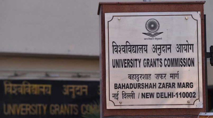 """""""I urge upon vice-chancellors of all universities and principals of all the colleges to continue their concerted efforts and reinforce their support to students, teachers, staff, officers and other stakeholders to keep the people in good health, safe and informed during these difficult times,"""" said the letter, signed by UGC chairman D.P. Singh."""