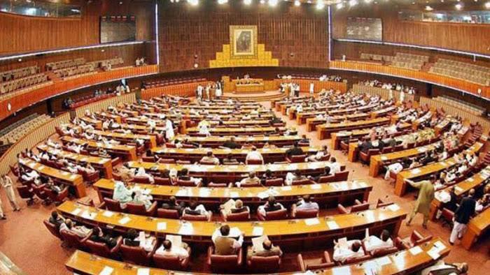 Pakistan senate.