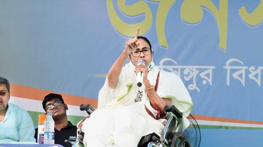 225-230 or BJP will poach: Didi
