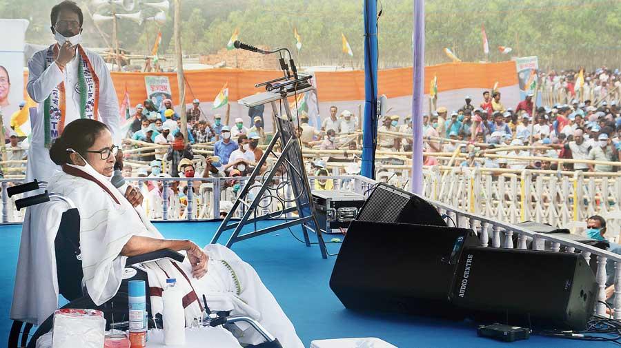 Why no action on my attackers, Mamata asks EC