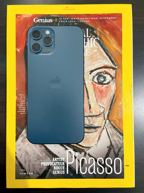 iPhone 12 Pro Max: This is the best overall camera system. You cannot capture the moon but there is very little noise in night shots and videos come out sharp enough for even the big movie screen.