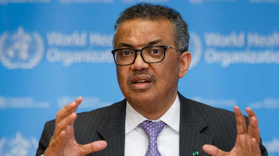 The public sees Tedros Adhanom Ghebreyesus devoting everyday to managing the pandemic, but privately he is also managing his pain about Tigray.