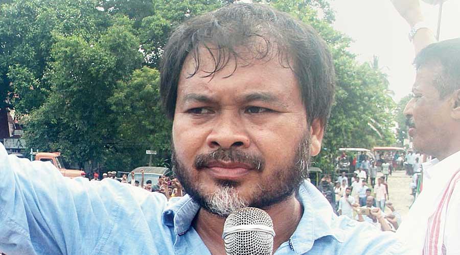 Akhil Gogoi.