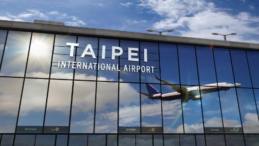 Taipei International Airport, Taiwan