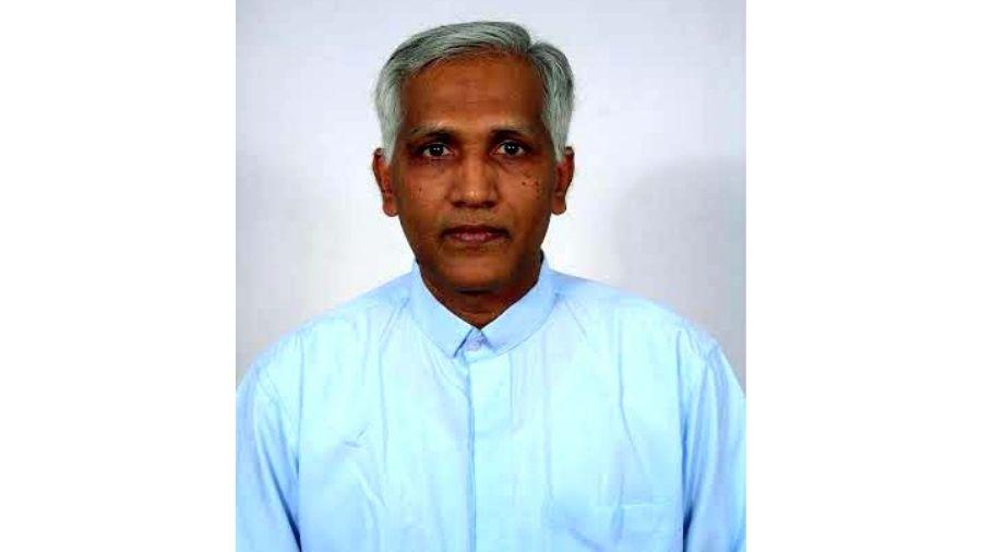Fr. Paul. Fernandes,  the new director of XLRI.