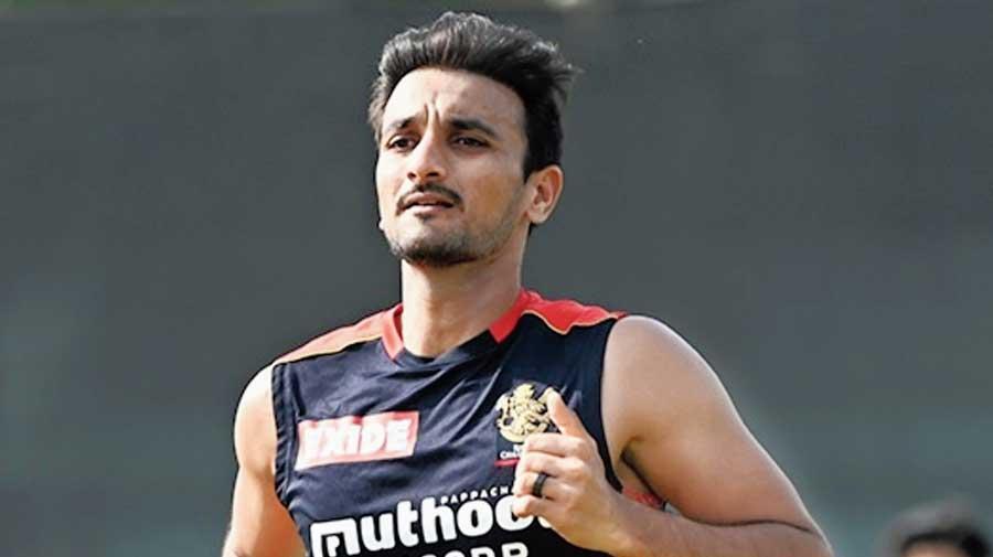 Purple Cap holder Harshal Patel (RCB).
