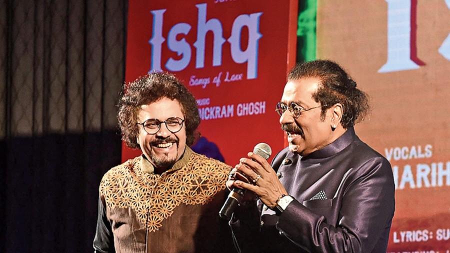 Bickram Ghosh and Hariharan