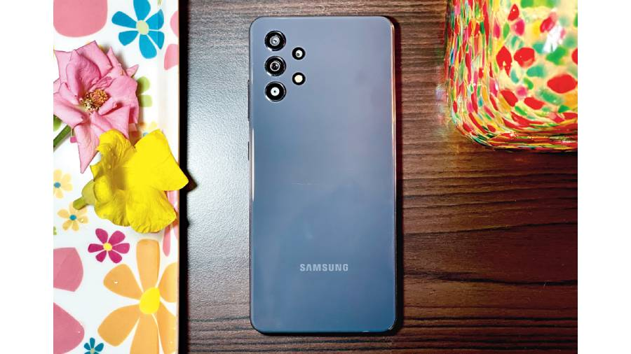 Samsung Galaxy A32 is a capable phone, with a good camera set up.