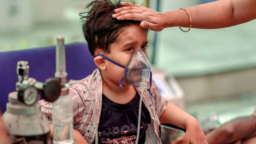 There was an unprecedented surge in demand for medical oxygen during the second wave and it peaked at nearly 9,000 MT.