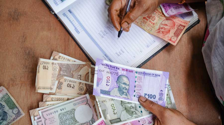 """The """"State of Working India 2021: One year of Covid-19"""", released by the Azim Premji University, says the number of people living in households with daily incomes below Rs 375 was 22.62 crore and 7.24 crore in rural and urban areas, respectively, at the start of the outbreak in March 2020."""