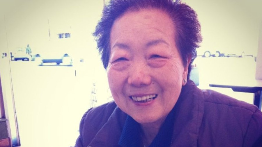 The 84 years old Asian woman who stabbed in San Francisco