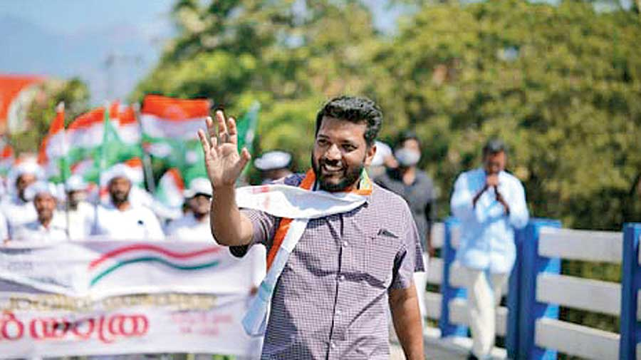A Congress leader becoming the toast of the Left in Kerala is like Batman falling in love with the Joker. Two sides that never see eye to eye found common ground for celebration as the Youth Congress leader, Shafi Parambil, defeated 'metro man' E Sreedharan to deny the BJP any seat in the state.