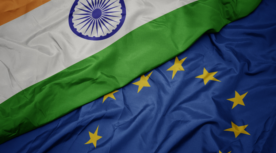 India's exports to EU member countries stood at about $54 billion in 2019-20, while imports aggregated at $52 billion.