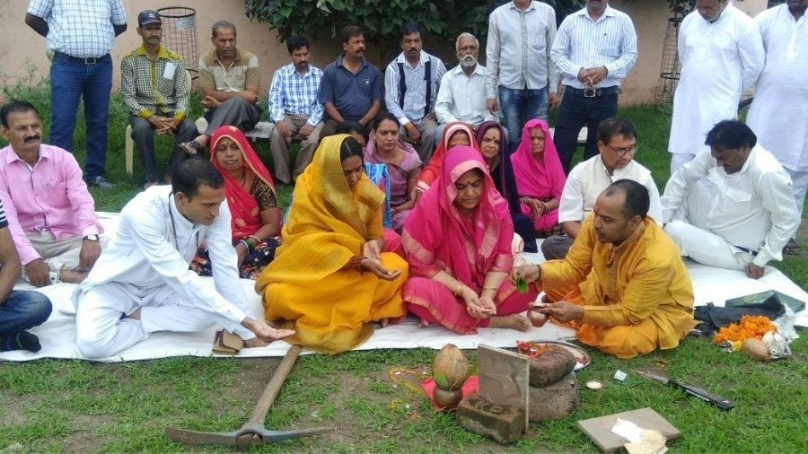 MP minister says 'yagna' will destroy Covid