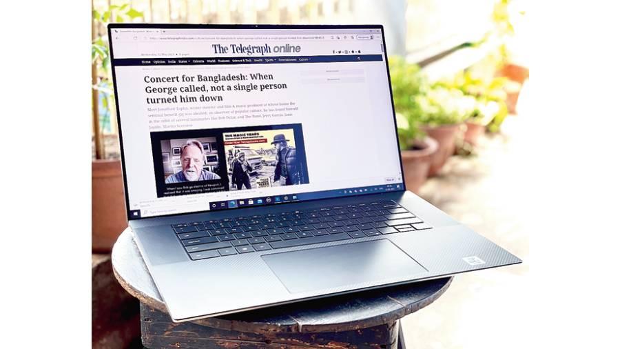 Dell XPS 17 (9700) is a dream come true for content creators.