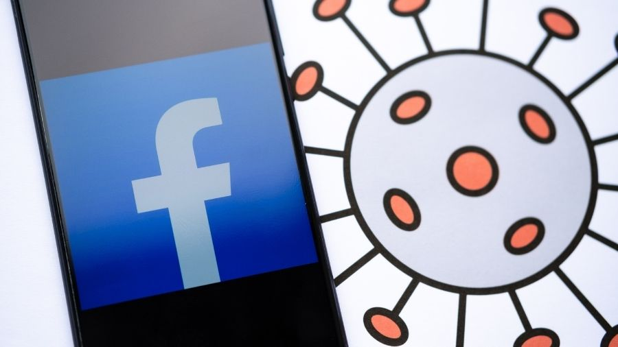 Facebook has put warning labels on over 167 million posts that were marked as false by third-party fact-checkers.